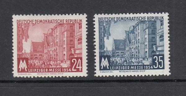 DDR Mi-Nr. 433-434 ** postfrisch