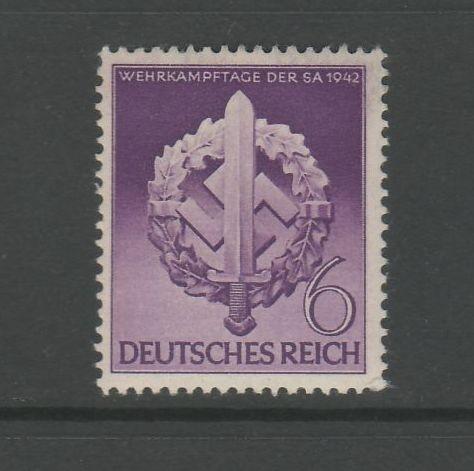 Deutsches Reich Mi-Nr. 818 ** postfrisch
