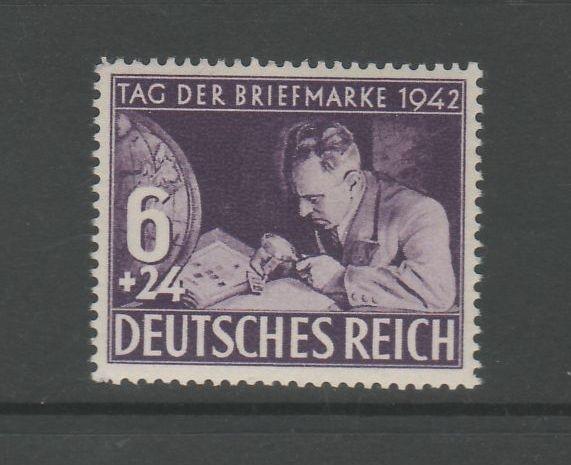 Deutsches Reich Mi-Nr. 811 ** postfrisch