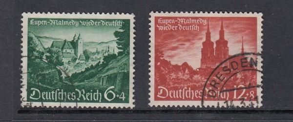 Deutsches Reich Mi-Nr. 748-749 gestempelt