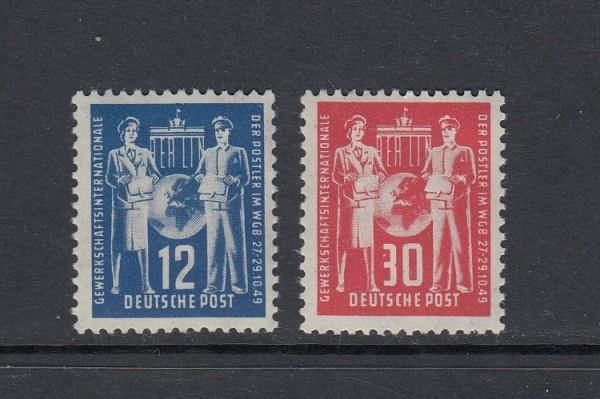 DDR Mi-Nr. 243-244 ** postfrisch