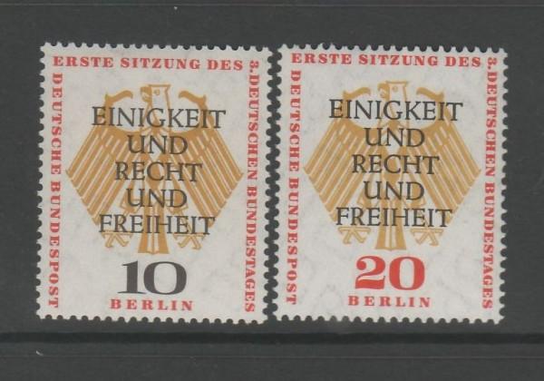 Berlin Mi-Nr. 174-175 ** postfrisch