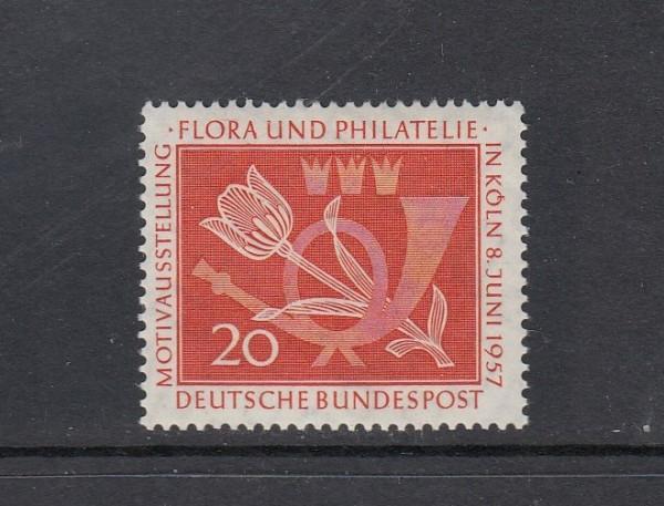 BRD Mi-Nr. 254 ** postfrisch