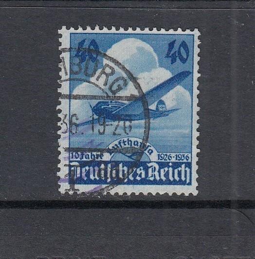 Deutsches Reich Mi-Nr. 603 gestempelt