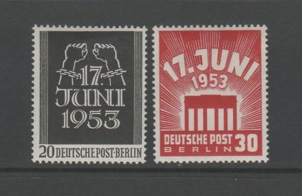 Berlin Mi-Nr. 110-111 ** postfrisch