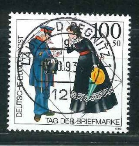 Luxus BRD Mi-Nr. 1692 - zentrisch gestempelt Tagesstempel