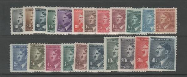 Böhmen und Mähren Mi-Nr. 89-110 ** postfrisch