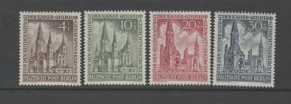 Berlin Mi-Nr. 106-109 ** postfrisch